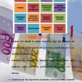 Curso On-line Experto en prevención de blanqueo de capitales y financiación del terrorismo